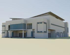 Sport Hall 3D hall