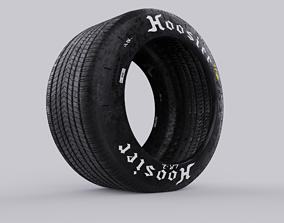 Used hoosier tire 3D