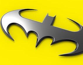 logo 3D Batman Logo