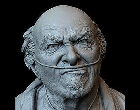 Hector Salamanca from Breaking Bad 3D print model