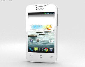 3D model Acer Liquid Z3 Classic White