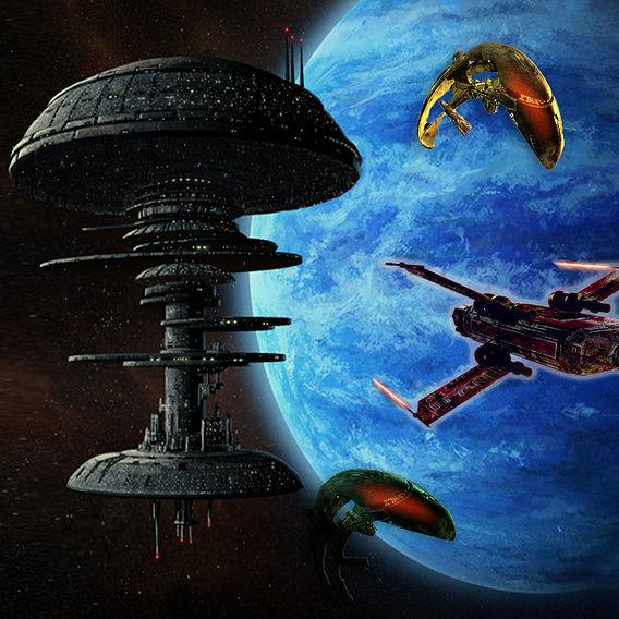 Star Wars X-Wing Starfighter