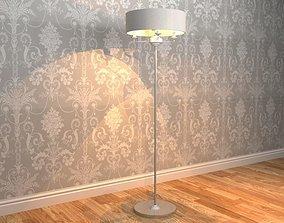 Laura Ashley Sorrento Floor Lamp 3D