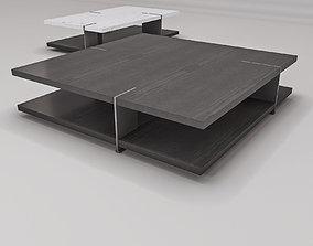 3D Poliform cofee table bristol