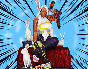 Rabbit Hero - Mirko 3D printable model
