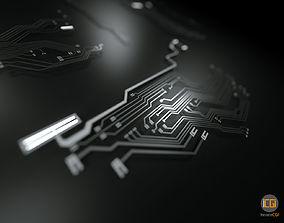 Tech Circuits TC1 circuits 3D