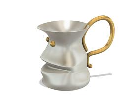 professional vase cup milkpot jug vessel v14 for 3d and 1