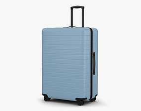 traveling Suitcase 3D
