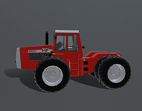 3D Massey-Fergusson 4000 Series