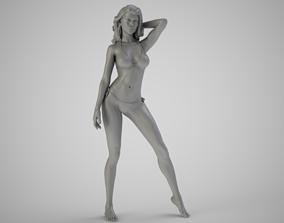 Beach Beauty 3D printable model