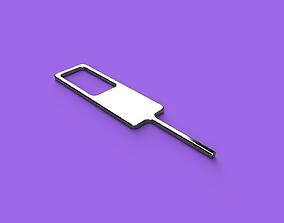 3D print model Sim Ejector Pin