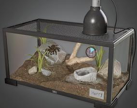 3D model Tarantula Tank - CLA - PBR Game Ready