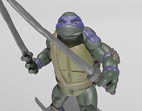 fighting Leonardo 3D print model