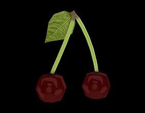 3D model game-ready Cherry