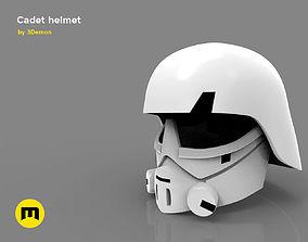 3D printable model Imperial Cadet helmet cosplay