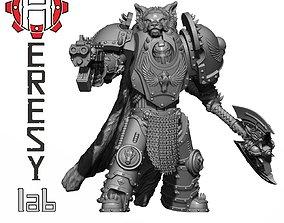 HeresyLab Talon Meka MK1 3D print model HL134 mk1