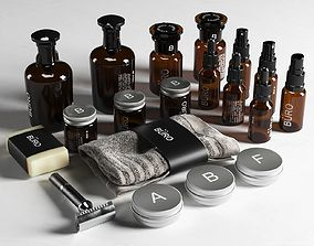 Body Care Products 12 3D model