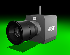 Arri Alexa Mini 3D model