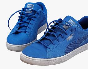 Puma Blue 3D
