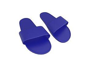 3D model Flip Flops v5 009