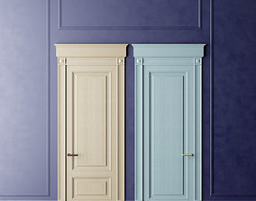 3D Door 04 design