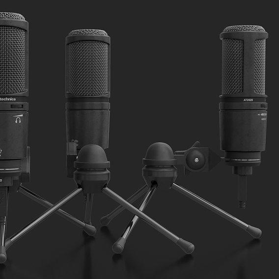 Audio-Technica  Microphone