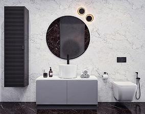 3D Bathroom Set 4