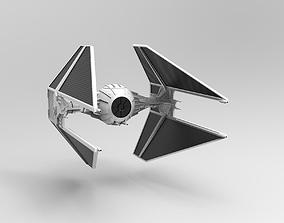 Nurbs Tie Interceptor 3D