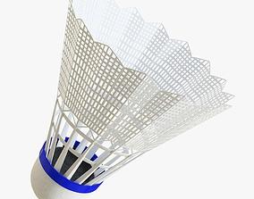 3D Shuttlecock 01
