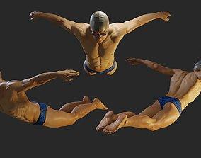 Swwimming Pool Male ACC 3140 0006 3D model