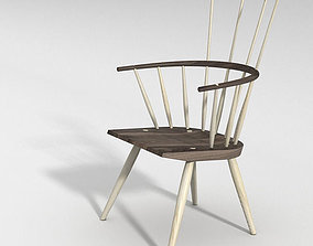 3D model Kimble Windsor chair