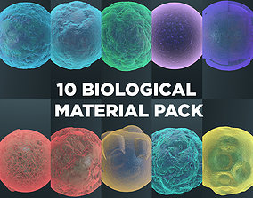 3D model Biological Material Pack 1
