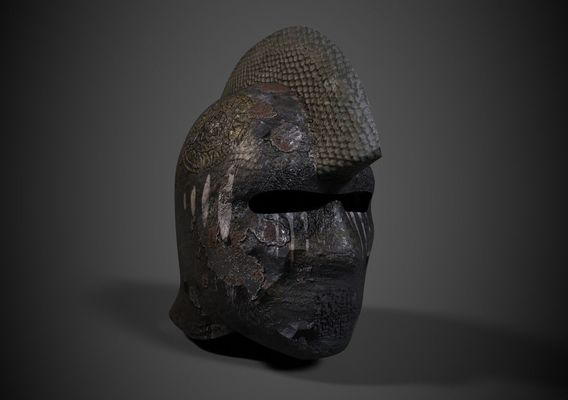 Tribal Helmet