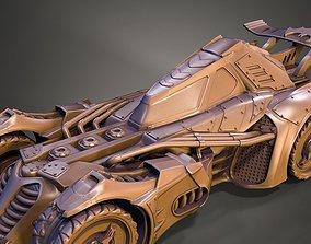 3D print model BATMOBILE batmobile