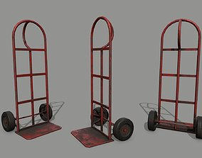 3D model realtime Trolley