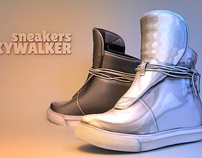 Skywalker Sneakers character 3D