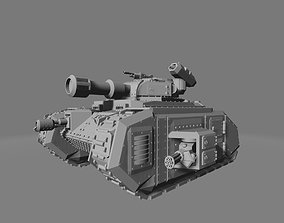 Phantom Tank 3D printable model