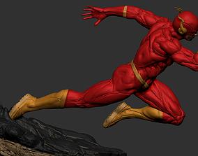 3D printable model Flash Statue