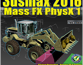 039 3ds max 2016 Mass Fx PhysX v 39 Italiano cd animated