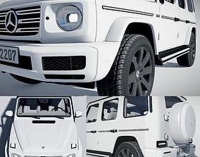 Mercedes-Benz G-Class new edition 3D model