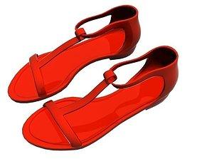 3D model Kartell So K Shoe