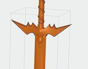 Fullmetal Alchemist Spear head 3D printable model