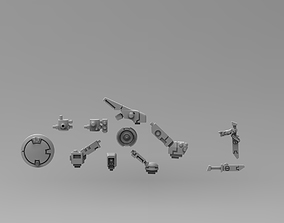 3D printable model Greater Good crisis support systems 1