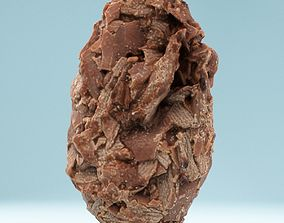 3D asset Chocolat Flakes