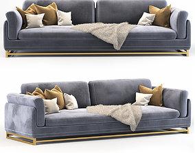3D model Ryan Comfortable Sofa