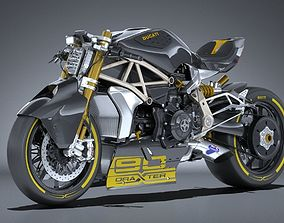 Ducati XDiavel 2018 3D