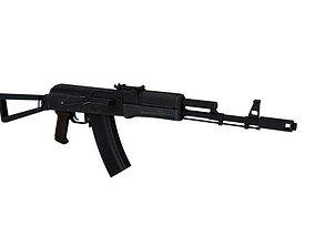 3D model AKS-74