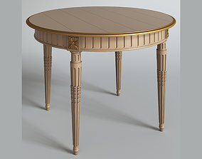 3D neoclassic table