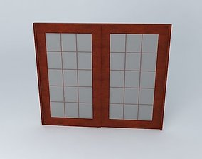 Andersen Patio Door 3D model
