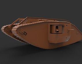 3D printable model MARK IV